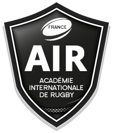 logo Académie Internationale de Rugby
