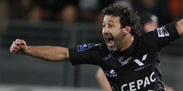 Eddy Labarthe stage rugby AIR