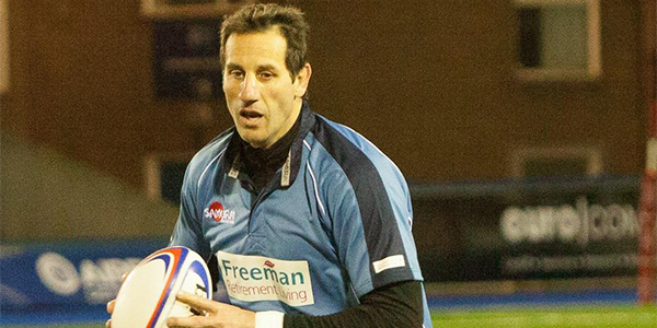 Thierry Devergie Stage rugby
